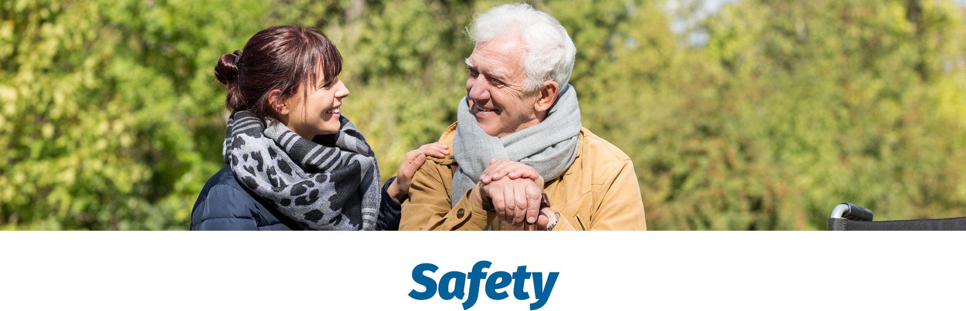 kleinlife safety, active adult community safety, senior safety