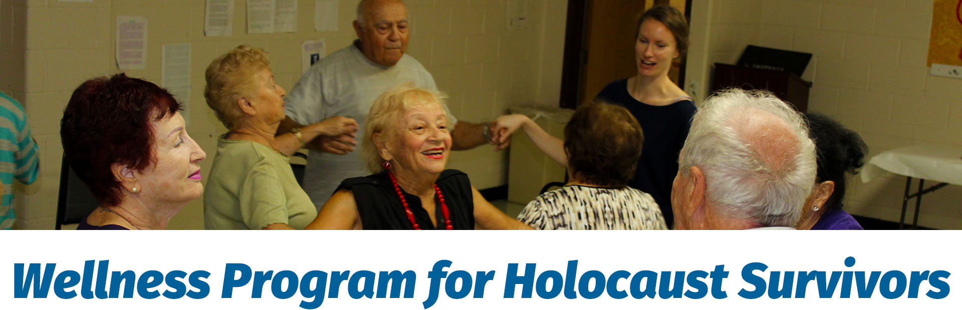 kleinlife wellness program, wellness program holocaust, wellness kleinlife