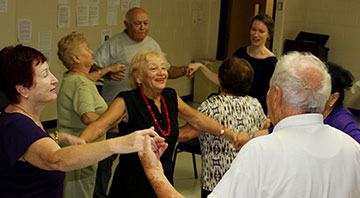 Wellness Program for Holocaust Survivors